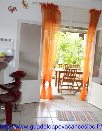 Location de Vacances Guadeloupe  JACANAHI