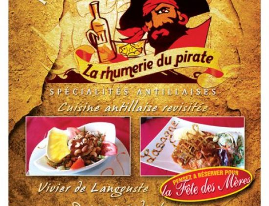 La Rhumerie de Pirate
