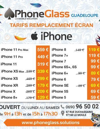 BAISSE DES PRIX DE RÉPARATION IPHONE 😝🔥