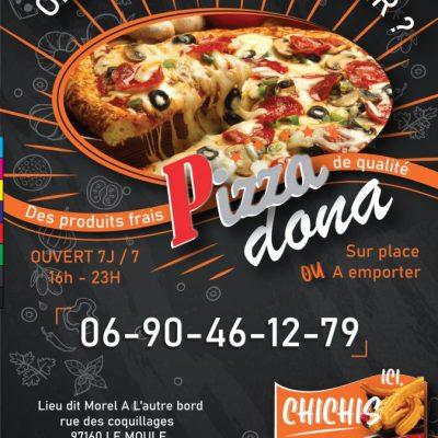 Pizza Dona